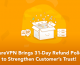PureVPN Brings 31-Day Refund Policy to Strengthen Customers' Trust