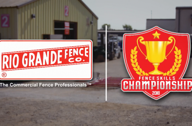 Rio Grande Fence Co. of Nashville Completes 3rd Annual Fence Skills Championship™