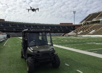 Hoverfly Tether-Powered UAS Receives High Marks From Nations Leading Research Lab Devoted to Spectator Sports Safety and Security