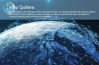 Quttera Launches First Release of Its Cloud-Based Web Application Firewall
